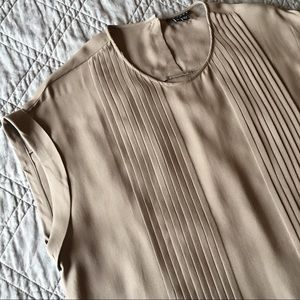 Theory Silk Top Size Large